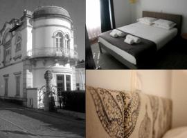 Rosa Biscoito Suites, hotel perto de Palácio do Bussaco, Luso