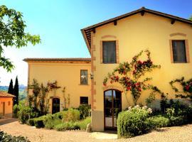 Agriturismo Il Segreto di Pietrafitta, cottage in San Gimignano