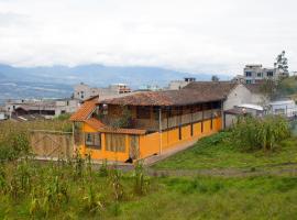 Unay Muchiku, hotel in Otavalo