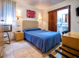 Hotel Legazpi, hotel in Murcia