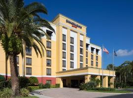 SpringHill Suites by Marriott Tampa Westshore, hotel in Tampa