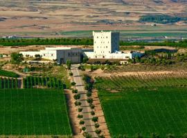Hotel Pago De Cirsus, hotel in Ablitas
