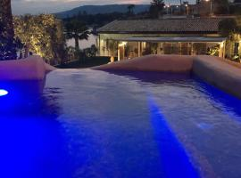 Calapetra Resort, hotel in Fontane Bianche