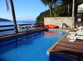 Pousada das Flores, hotel near Brava Beach, Angra dos Reis
