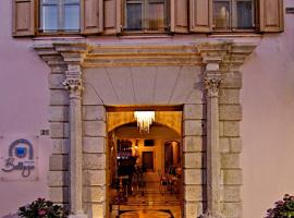 Bellagio Luxury Boutique Hotel, hotel in Rethymno