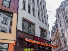Copper Residence, hotel near Vermanes Garden, Riga