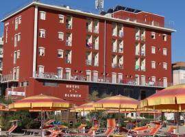 Hotel Blumen, hotel a Rimini, Viserba