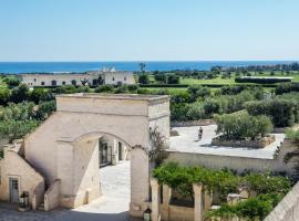Borgo Egnazia, golf hotel in Savelletri di Fasano