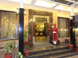Amantra Comfort Hotel, hotel near Fateh Sagar Lake, Udaipur