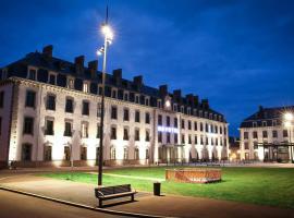 Novotel Saint Brieuc Centre Gare, hotel Saint-Brieucben