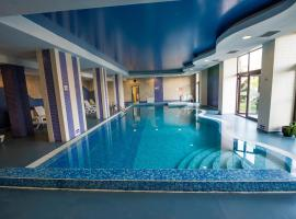 Rhodopi Home Hotel - Half Board, хотел в Чепеларе
