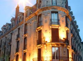 Hôtel Restaurant Le Regina, hotel near Loudes Airport - LPY, Le Puy-en-Velay