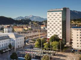 Austria Trend Hotel Europa Salzburg, hotel v destinácii Salzburg