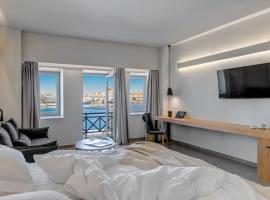 Naves Suites, hotel in Ermoupoli