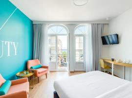 Colors Urban Hotel Thessaloniki, hotel em Tessalônica
