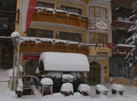 Am Dorfplatz Suites - Adults only, hotel in Sankt Anton am Arlberg