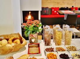 Elite Alpine Lodge - Apart & Breakfast, hotel in Saas-Fee