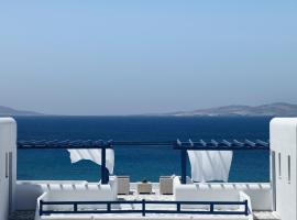San Marco Hotel and Villas, hotel in Houlakia