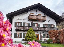 Ferienwohnung Graseck, hotel near Historical Ludwigstrasse, Garmisch-Partenkirchen