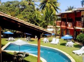 Pousada Thalud, hotel in Imbassai