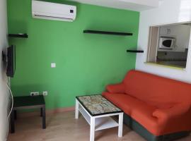 Apartamentos Huelin Playa, hotel in Málaga