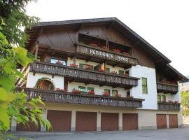 Residence Rienz, serviced apartment in Chienes