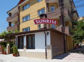 Hotel Sunrise, hotel in Ravda