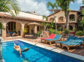 Hacienda Escondida Puerto Vallarta, отель в городе Пуэрто-Вальярта