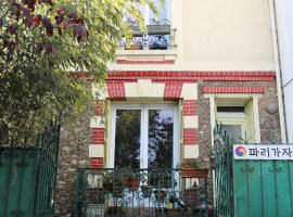 Parisgaja, B&B in Maisons-Alfort