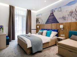 Hotel Solero, отель в Шиофоке