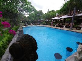 Tirta Sari Bungalow, beach hotel in Pemuteran