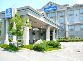 Coast Abbotsford Hotel & Suites, hotel in Abbotsford
