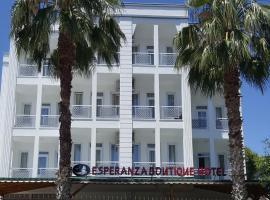 Esperanza Boutique Hotel, hotel near Antalya Airport - AYT, Antalya