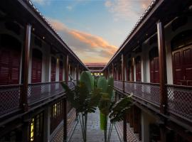 Seven Terraces, hotel near Snake Temple, George Town