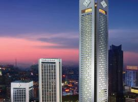 Jinling Hotel, hotel a Nanjing