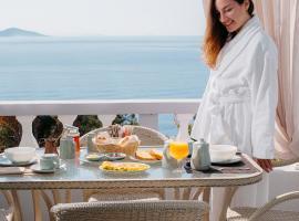 Ikion Eco Boutique Hotel, hotell nära Skopelos hamn, Patitiri