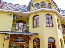 Гостиница Корона, отель в Уфе