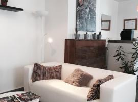 L'Aiglon Bylitis, hôtel à Porto-Vecchio