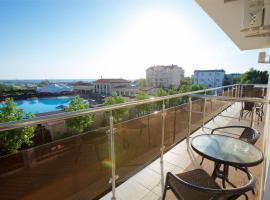 Hotel Greek, отель в Витязеве