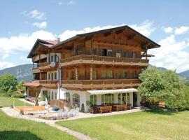 Pension Luzenberg, hotel in Auffach