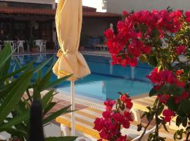 Philippos Studios & Apartments, hotel in Kardamaina