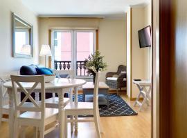 Duerming Sea View Viveiro, apartamento en Viveiro