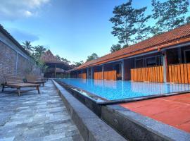 Wahid Borobudur, hotel in Borobudur