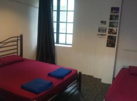 Submarine Guest House Central Market, hostel in Kuala Lumpur