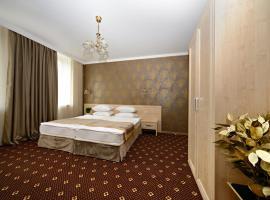 Apelsin Hotel on Tulskaya, hotel in Moscow