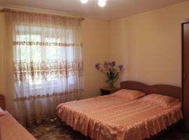 Apartamienty na Liermontova, apartment in Vityazevo