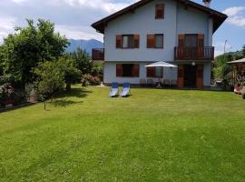 Appartamento Lago, apartment in Levico Terme