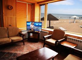 Hotel-Villa Oazis, отель в Дербенте