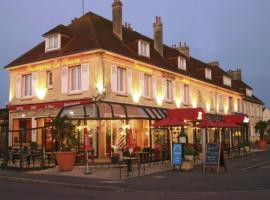 Hôtel le phare, hotel near Cabourg-Le Home Golf Course, Ouistreham