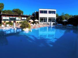 Eden Park, hotell nära Ancona Falconara flygplats - AOI, Marina di Montemarciano